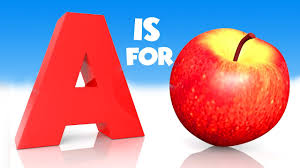 a is for apple teach kids alphabets teaching alphabets for