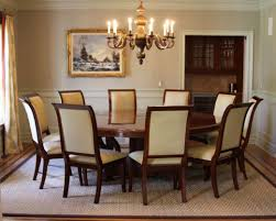 dining room exotic round dining room table durban rare round