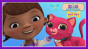 doc mcstuffins doctor animal care games docs toy pets care