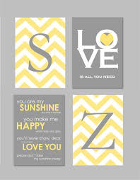 Yellow Bathroom Accessories by Yellow And Gray Bathroom Art Home Decor Prints You By Karimachal