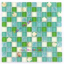 Cheap Glass Tiles For Kitchen Backsplashes Online Get Cheap Crackle Glass Tile Aliexpress Com Alibaba Group