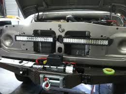 Led Light Bar For Truck 71 Power Wagon U2013 Led Light Bar Project Auto Education 101