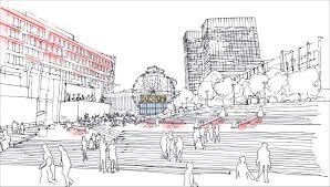 new plans for boston u0027s city hall plaza include ferris wheel urban