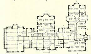 Blueprint House Plans by Floor Plans Historic Mansion Floor Plans Old Building Blueprints