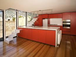 office 30 under staircase dark orange kitchen cabinet with