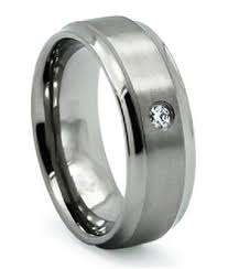 titanium wedding bands for men men titanium wedding rings looks rikof