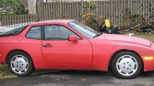 porsche 944 tuned someone needs to give this rough porsche 944 turbo a new home