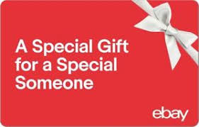 digital gift card a special gift ebay digital gift card 25 to 200 email