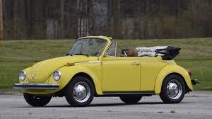 yellow volkswagen convertible 1979 volkswagen beetle convertible w38 indy 2016