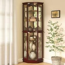 display cabinets you ll wayfair
