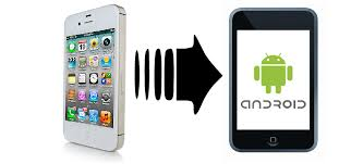 iphone to android transfer how to transfer data from iphone to android
