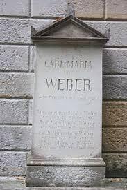 carl maria von weber wikipedia