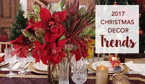 christmas trends 2017 christmas décor trends 2017 the christmas cart
