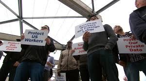 No Experience Social Worker Jobs Are U S Jobs Vulnerable To Workers With H 1b Visas Cbs News