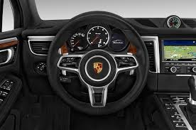 porsche inside view porsche macan turbo gets factory performance package