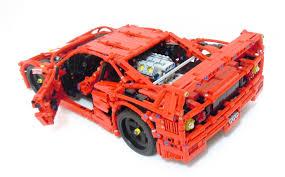 lego f40 lego technic supercar f40 the lego car