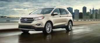 Ford Edge Safety Rating The 2017 Ford Edge Thrills Plainfield U0026 Indianapolis Drivers