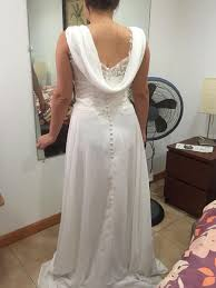 wedding dress outlet outlet cheap 2018 a line illusion chapel sleeveless