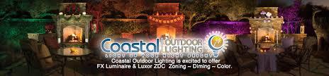 Colored Landscape Lighting Colored Led Landscape Lighting Cape Coral Coastal Outdoor Lighting