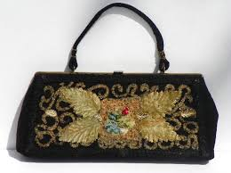 Vintage purses and travel cases chaseybluevintage