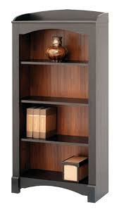Bookshelves Office Depot by Realspace Shore Mini Solutions 4 Shelf Bookcase Antique Black By