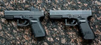 gun review glock g19 gen4 mos u0026 g17 gen4 mos the truth about guns