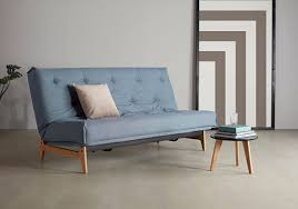 aslak is a comfortable sofa bed with different mattress options
