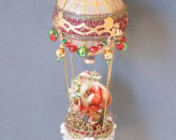 Victorian Christmas Ornaments - victorian christmas ornaments by silverowlstudio on etsy