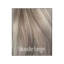 goldie locks hair extensions princess deluxe hair blondie beige color p20 24 60