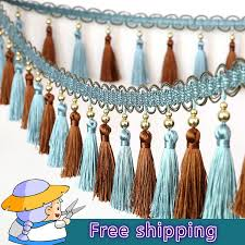 Beaded Fringe For Curtains Online Get Cheap Curtian Tassel Aliexpress Com Alibaba Group