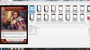 screenshots magic set editor