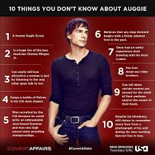 Is Christopher Gorham Blind In Real Life 13 Best Covert Affairs Annie U0026 Auggie Images On Pinterest