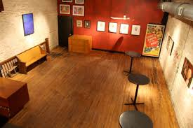 rent floor rent mars gallery for your next event