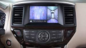 nissan pathfinder 2014 youtube 2015 nissan pathfinder around view monitor if so equipped