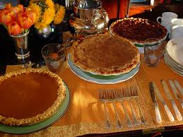 my as a reluctant photographs three thanksgiving pies