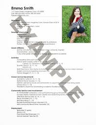 Resumes Examples For College Students by The Ultimate Guide To Sorority Recruitment How To Write A Resume