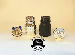 Druga Rda Clone rda drippers cloud chasing and lovely knucklehead vapes