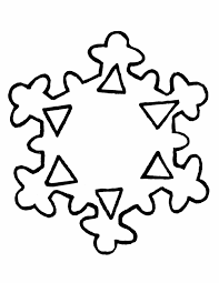 snowflake coloring pages paper snowflake patterns coloring page