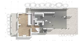 stone house floor plans steel and glass extension added to traditional stone house in