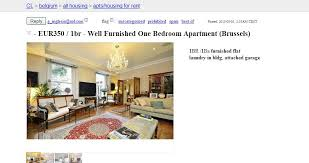 Craigslist One Bedroom Apartment For Rent Gorgeous One Bedroom Apartments Craigslist On One Bedroom