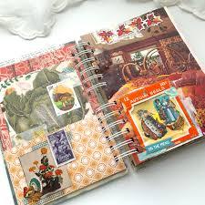 collage journals patty radish