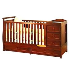 convertible cribs with storage christlutheran info Convertible Crib With Storage