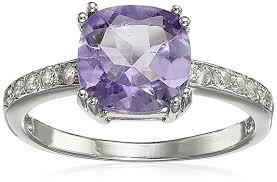 gemstone rings silver images Sterling silver gemstone ring jewelry jpg