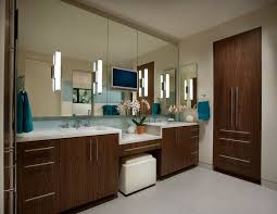 Seattle Bathroom Vanity by Seattle Vanity Light Fixtures Bathroom Eclectic With Potted Plants