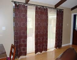 sliding glass door curtain new furniture