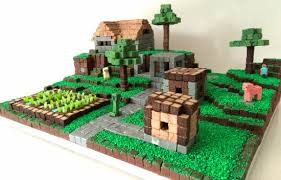 howtocookthat cakes dessert u0026 chocolate epic minecraft cake