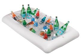 Inflatable Table Top Buffet Cooler Inflatable Serving Bar Walmart Com