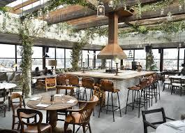 shoreditch house rooftop restaurant