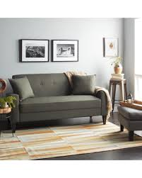 Grey Linen Sofa by On Sale Now 10 Off Handy Living Ellie Basil Green Linen Sofa Grey