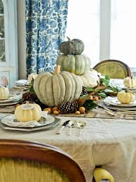 contemporary thanksgiving table settings creative ways to decorate with branches and leaves this fall